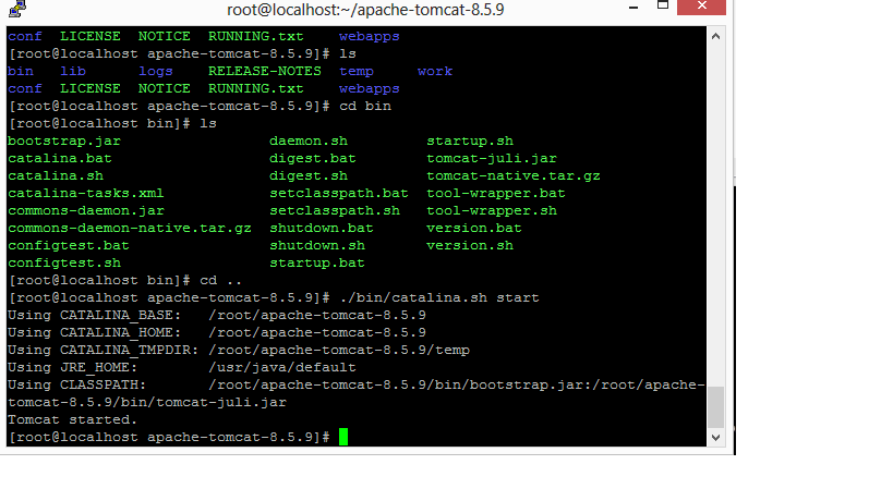 install tomcat in red hat linux Mentor IT