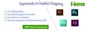Graphics Designing in Mentor IT