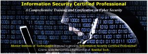 Information Security Certified Professional ISCP Mentor IT
