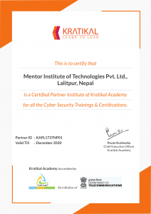 Cyber Security Trainer Partner in Nepal