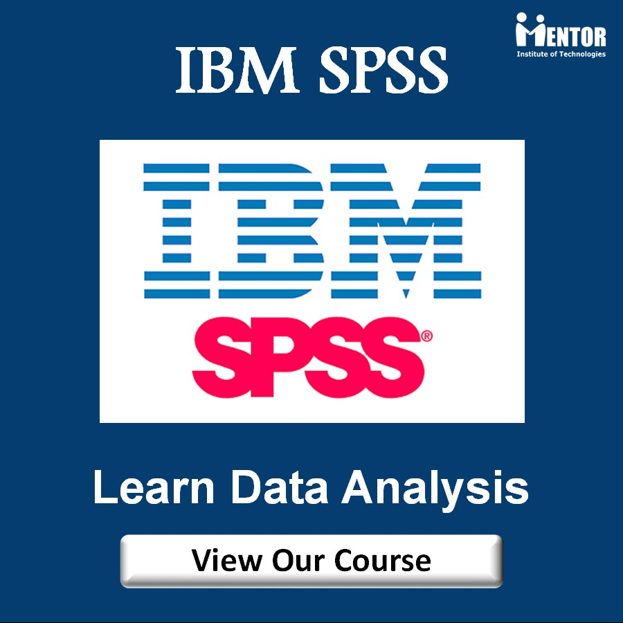 IBM SPSS training in Nepal