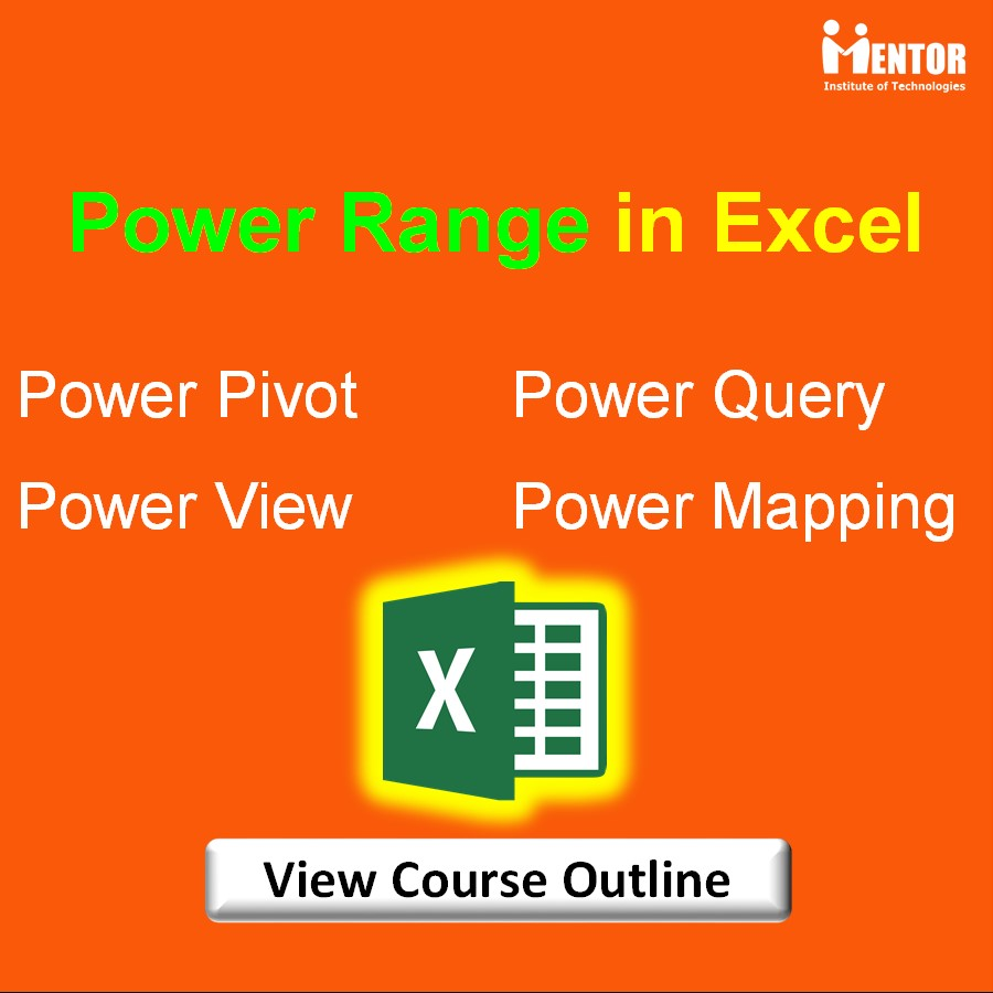 Power Range in Excel training in Nepal