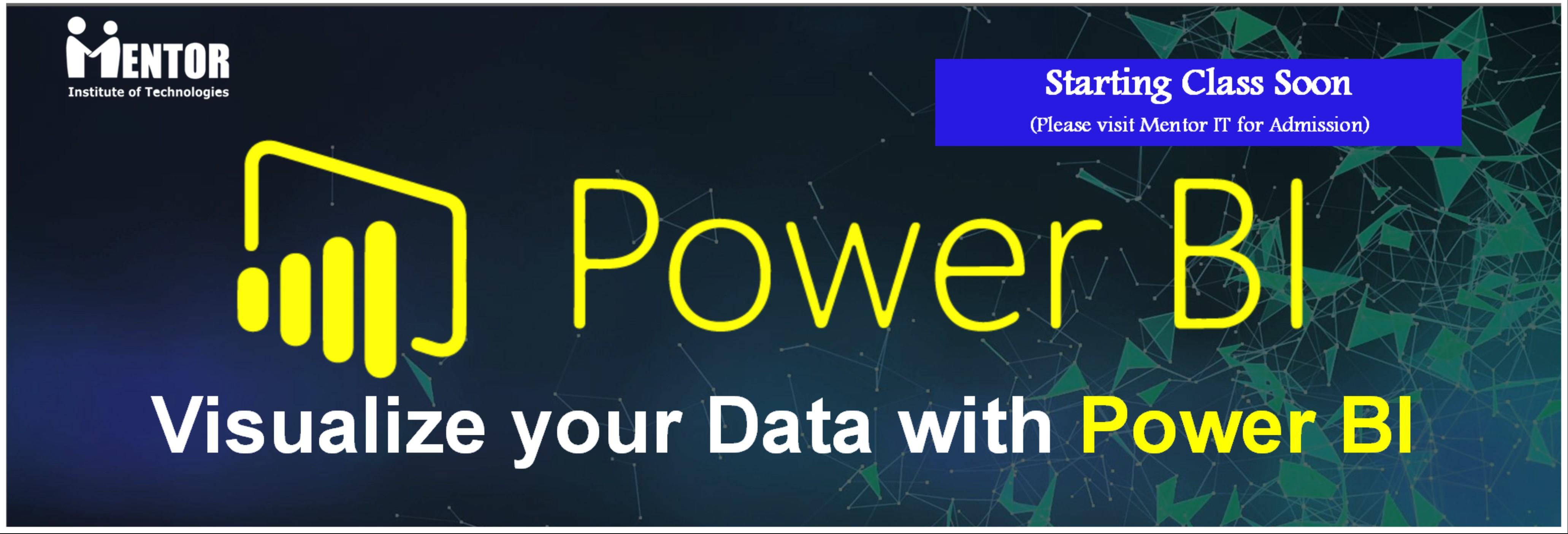 Power BI Training in Nepal